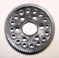 CRC 80T 64DP Gear- 16*3/32 ball