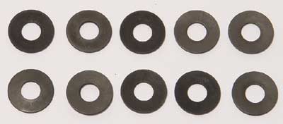 Cone Washers 10 x 4,2 x 0,5 mm – 10 pcs (For 08 RDX Phi Diffs)