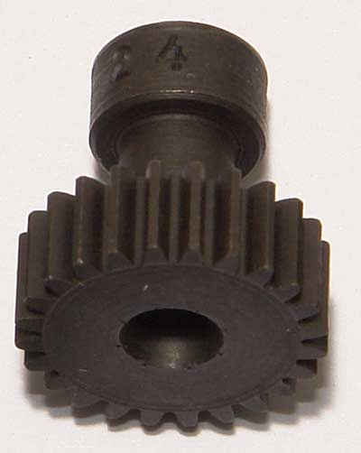 Pinion 48P, Hardened - 24 teeth