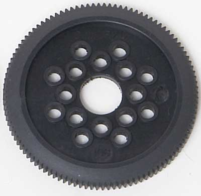 Spur Gear 64P - 108 Teeth