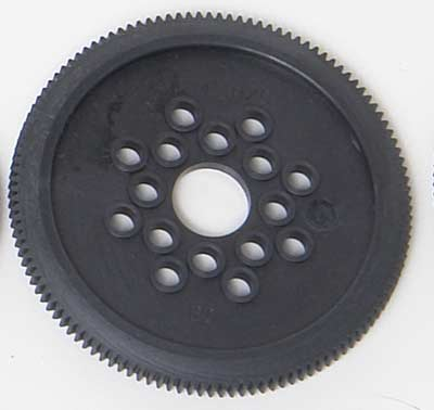 Spur Gear 64P - 120 Teeth