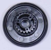 ASSASSIN 104T Spur gear / 21T pulley - 64P