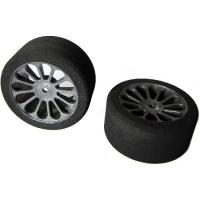 Matrix 37 FRONT 1/10 CAPRICORN HARD LIGHT Carbon wheel