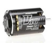Hobbywing XERUN V10 Competition Motor 3.5t- Black