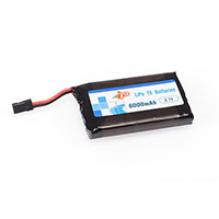 INTELLECT INTELLECT TX BATTERY FOR SANWA M17=6000MAH-3.7V