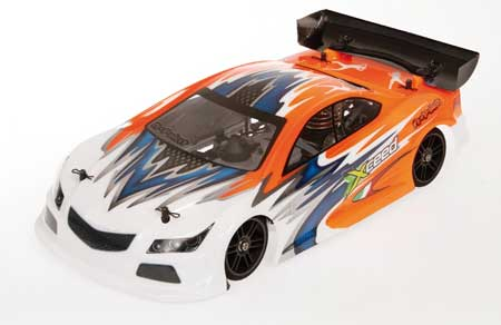 Xceed Body 1/10 SPARK TC 200mm light weight